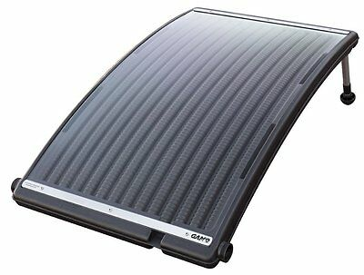 Pool Solar Water Heater Above or In-Ground Pools Sun Free Heat Outdoor Patio New