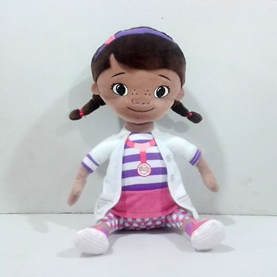 Doc McStuffins doctor plush doll cute toy x'mas gifts new arrival