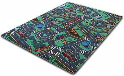Children's Play Mat - My Town - 80x120 Cm - 4 Sizes Available