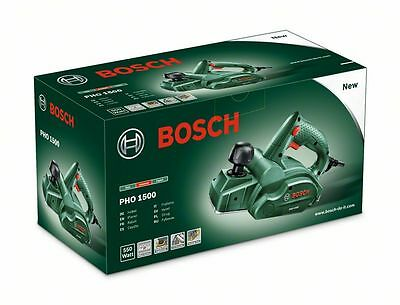 Boxed Bosch PHO 1500 Mains Corded Wood PLANER 06032A4070 3165140776028 *