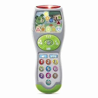 LeapFrog Scout's Learning Lights Remote [80-19262E] {Baby & Toddler Toys} CXX