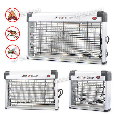 Electric Insect Killers Fly Bug Zapper For Hospital Office Hotel Restaurant Home