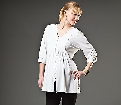 Picchu Maternity Top - Perfect for nursing & all stages of pregnancy BNWT