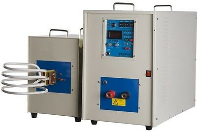 New! 60KW High frequency induction melting furnace