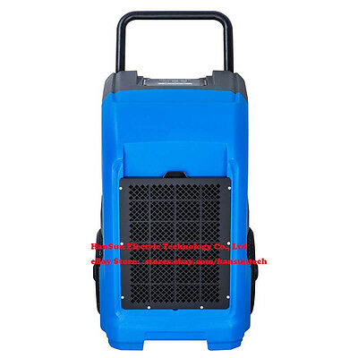 High Performance Industrial Commercial Dehumidifier Blue
