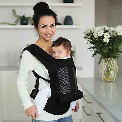 "Love and Carry® AIR ergonomic baby carrier ""Wild Jungle"""