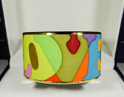 Michaela Frey Wille Diva Armreif Ode To Joy Of Life Email Armband Bangle Mf514