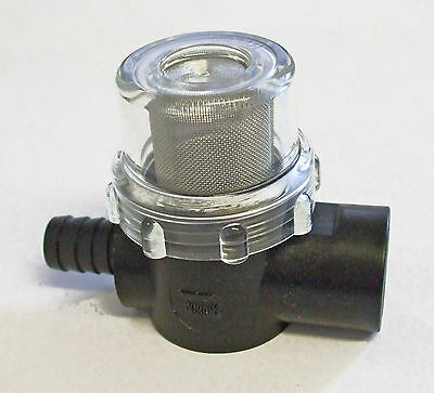 """Water strainer for pumps 3//4/""""hose connections  WPG19A"""