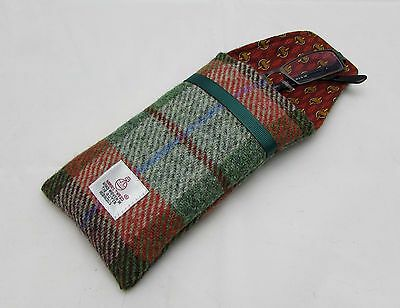 Harris Tweed Glasses Case / Spectacle Case