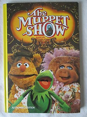 The Muppet Show Annual Book Authorised Edition good condition