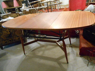 Table Scandinave A Systeme Annees 50