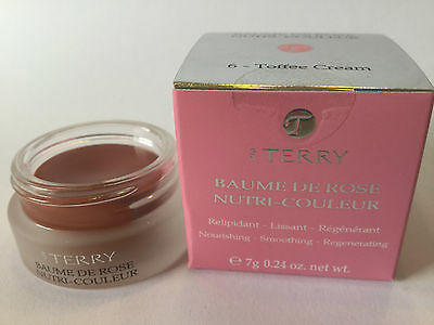 By Terry Baume de Rose Nutri Couleur * 6 Toffee Cream * 7g NEW & GENUINE !
