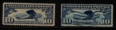 1927 United States Air Stamp(F.used & Lmm) S.g.a646