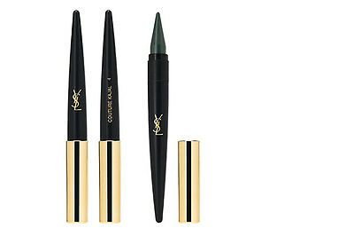 YSL Couture Kajal - 3 in 1 Eye Pencil Eyeliner Eye shadow * 4 Vert Anglais * NEW