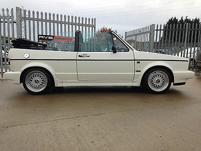 VW GOLF MK1 Cabriolet clipper convertible classic Show car Coilovers modified