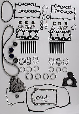 LandRover 2.7 TDV6 276DT Engine Repair Kit. Rings, Bearings, Oil Pump + Gaskets