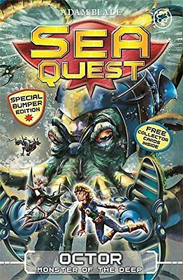 Octor, Monster of the Deep: Special 4 (Sea Quest), Blade, Adam, New Book