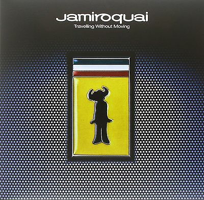 Jamiroquai Travelling Without Moving Doppio Vinile Lp 180 Grammi Nuovo