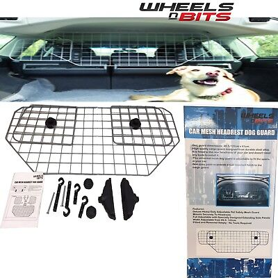 MESH DOG GUARD FOR HEAD REST MOUNTING TO FIT KIA PRO_Cee'd Niro Optima All years