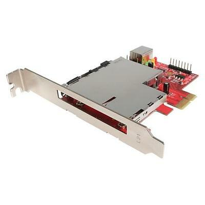 StarTech.com Dual Profile PCI Express to ExpressCard Adapter