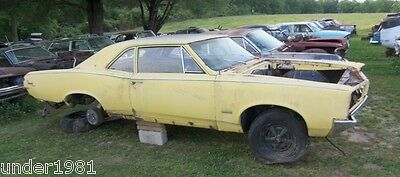 1966 Pontiac Tempest Custom Windshield Wiper Arms Project Parts Lemans 66 Gto
