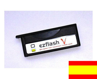 NDS Lite - Official & Boxed. EZ FLASH 3 in 1 Expansion Pack BLACK. NEU