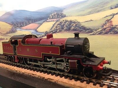 Hornby R055 L.M.S class 4P 2-6-4T No 2300. Boxed.