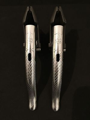 Campagnolo C Record brake levers with power grade for Delta leviers de freins