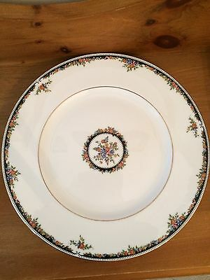 WEDGWOOD OSBORNE Set of 3 LARGE DINNER PLATES