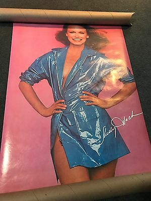 Shelley Hack Poster Charlie's Angels 21 x 32  1979 Western Graphics