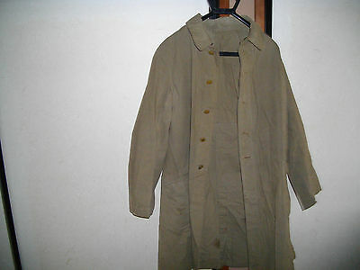 WW2 Japanese Army Raincoat uniform Unfinished