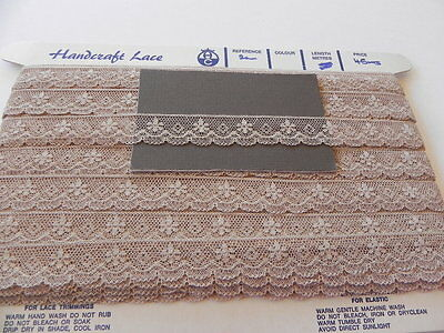 Card of New Lace  - Brown
