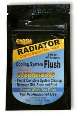 DYNOTAB Radiator Flush Pouch Dyno-tab® for Cars and Trucks.