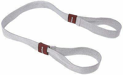 Reebok Lightweight Hands Free Yoga Exercise Training Mat Strap For Any Size Mat