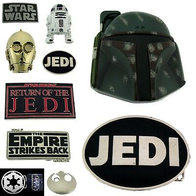 Star Wars Belt Buckle Movie Halloween Costume figure Gothic rebel Alliance Lucas
