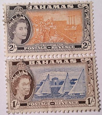 Bahamas Scott#168-169  Stamps  ...worldwide Stamps
