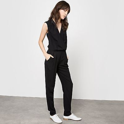 R Edition Womens Short-Sleeved Jumpsuit