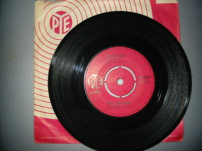 It's My Way/Time Changes Everything - Miki And Griff (Pye 7N.15507)1962 Nr Mint