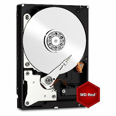 "WD Red 2TB SATA III 3.5"" Hard Drive - IntelliPowerrpm, 64MB Cache"