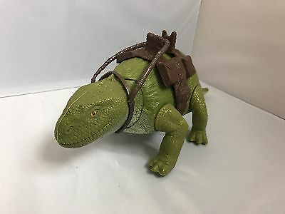 Vintage Star Wars A New Hope Patrol Dewback with Saddle and Reigns