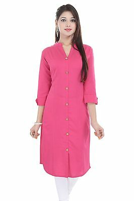 Handmade Embroidered Indian Wholesale Women Kurti Tops Blouse.106