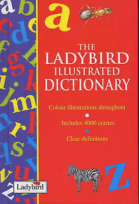 Ladybird The Ladybird Illustrated Dictionary