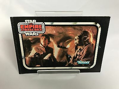 Vintage Star Wars The Empire Strikes Back Collections Kenner Catalogue 1
