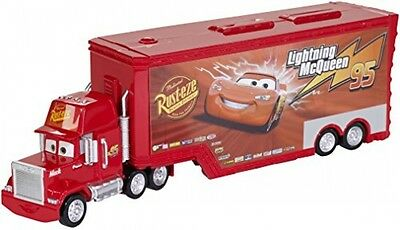 Disney Pixar Cars Toy Mack Truck Playset, Lightning McQueen Story Sets