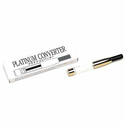PLATINUM Fountain Pen CONVERTER 500 NEW shipping from Japan