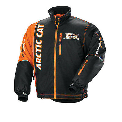 Arctic-Cat 2016 – Team Arctic Premium Jacket - LG - Orange