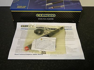 X1 New Ford Mondeo 2.0 Tdci 130 Bhp Carwood Diesel Fuel Injector Ejdr00301Z