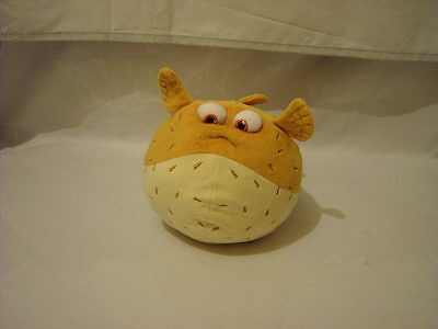 Disney Store Finding Nemo Bloat The Puffer Fish Soft Toy