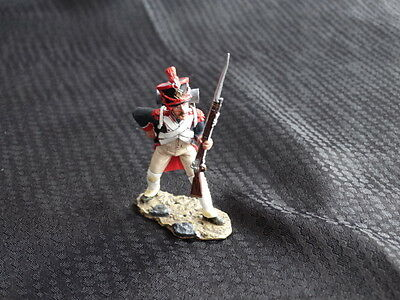 king and country napoleon wars 45th line advancing ,loading