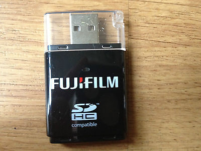 Wholesale Joblot Of 20 Brand New Fujifilm Sd/sdhc Compatible Card Reader